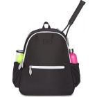 Ame & Lulu Courtside Tennis Backpack (Black/Grey) - - Best Selling Tennis Gear. Discover What Other Players are Buying!