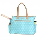 Ame & Lulu Lagoon Tennis Court Bag - Tennis Bags on Sale