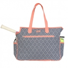 Ame & Lulu Nantasket Tennis Court Bag - Tennis Bags on Sale
