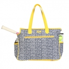 Ame & Lulu Vine Tennis Court Bag - Tennis Bag Brands