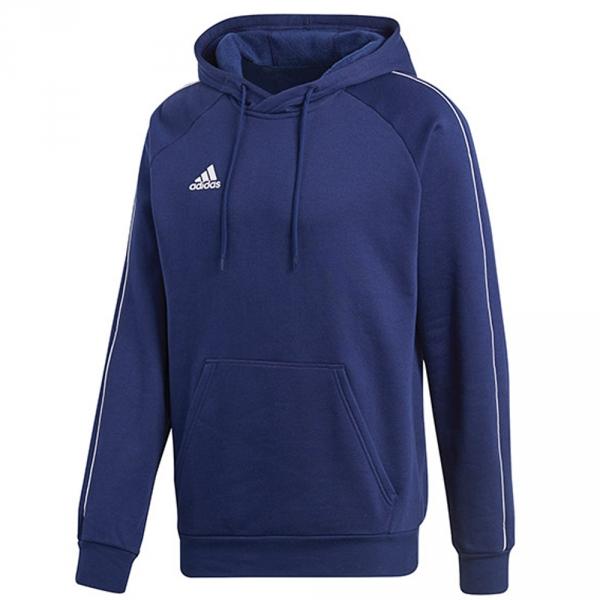 Adidas Men's Core Tennis Hoody (Dark Blue/White)