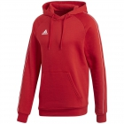 Adidas Junior Core18 Tennis Hoody (Power Red) -