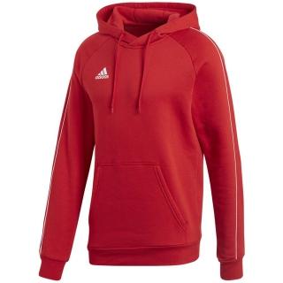 Adidas Junior Core18 Tennis Hoody (Power Red)