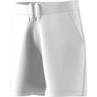 Adidas Men's Stretch Woven Tennis Shorts (White) - Men's Tennis Apparel
