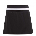 Adidas Girls' Club Tennis Skirt (Black) -