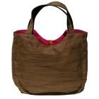 40 Love Courture Natural Weave Charlotte Tote - 40 Love Courture Charlotte Tennis Tote