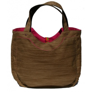 40 Love Courture Natural Weave Charlotte Tote