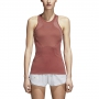 Adidas Stella McCartney Barricade Tank (Coffee Rose)