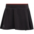 Adidas Women's Barricade Tennis Skirt (Black/Black Heather) - Clearance Sale: Discount Prices on Women's Tennis Apparel