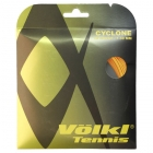 Volkl Cyclone Orange 16g (Set) - Spin Friendly Strings