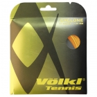 Volkl Cyclone Orange 17g (Set) - Durability Strings