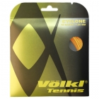 Volkl Cyclone Orange 18g (Set) - Spin Friendly Strings