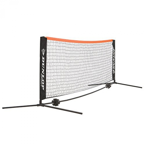 Dunlop 10' Portable Tennis Post and Net System