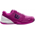 Wilson Women's Rush Pro 2.5 Tennis Shoes (Very Berry/White/Pink Glow) - Performance Tennis Shoes