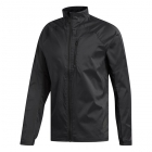 Adidas Men's Supernova Tennis Jacket (Black/Colored Heather) - Adidas Men's Tennis Jackets, Pants and Sweats