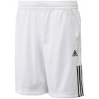 Adidas Boys Response Climalite Bermuda Shorts (White/ Black) - Men's Shorts Tennis Apparel