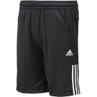 Adidas Boys Response Climalite Bermuda Shorts (Black/ White) - Men's Shorts Tennis Apparel