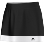 Adidas Women's Galaxy Skort (Black/ White) - Adidas Women's Apparel Tennis Apparel