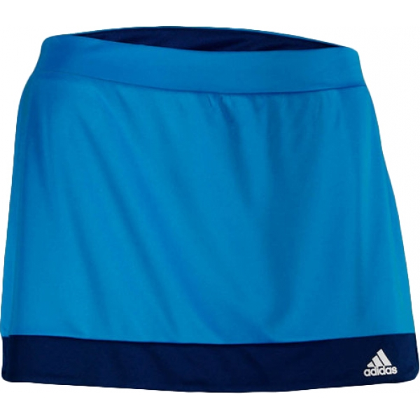 Adidas Women's Galaxy Skirt (Solar Blue)