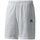 Adidas Men's adiZero Bermuda Short (White) - Adidas Men's Apparel Tennis Apparel