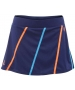 Adidas Women's Roland Garros Skort (Navy) - Adidas Women's Apparel Tennis Apparel
