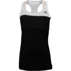 Adidas Response Tank (Black/ White) - Adidas Women's Apparel Tennis Apparel