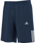 Adidas Men's Galaxy Shorts (Navy/ White) - Men's Tennis Apparel