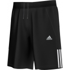 Adidas Men's Galaxy Shorts (Black/ White) - Men's Shorts Tennis Apparel