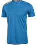 Adidas Men's ClimaChill Tee (Solar Blue) - Adidas Men's Apparel Tennis Apparel