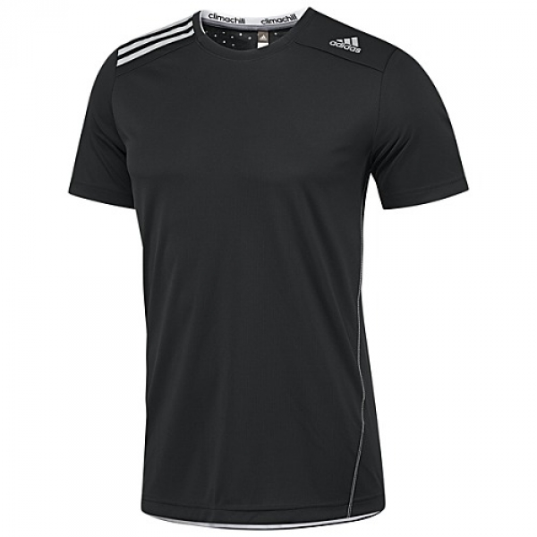 Adidas Men's ClimaChill Tee (Black)