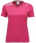 Adidas Women's ClimaChill Tee (Pink) - Women's Tops T-Shirts & Crew Necks Tennis Apparel