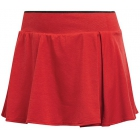 Adidas Women's Barricade Tennis Skirt (Scarlet) - Clearance Sale: Discount Prices on Women's Tennis Apparel