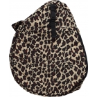 Jet Dark Cheetah Junior Two Strap Backpack - Jet Bags