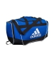 Adidas Defender II Small Duffel Bag (Bold Blue) - Adidas Tennis Bags