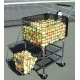 Deluxe Cub Cart - Tennis Teaching Carts & Ball Mowers