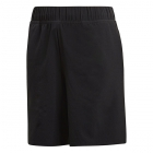 Adidas Boys' Barricade Tennis Shorts (Black) - Boy's Tennis Apparel