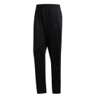 Adidas Men's TI Full-Length Tennis Pants (Black) - Adidas Men's Tennis Jackets, Pants and Sweats