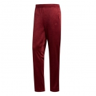 Adidas Men's TI Full-Length Tennis Pants (Noble Maroon) - Adidas Men's Tennis Jackets, Pants and Sweats