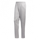 Adidas Men's TI Full-Length Tennis Pants (Grey Two Melange) - Adidas Men's Tennis Jackets, Pants and Sweats