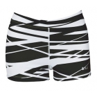 DUC Dive 2.5 Women's Compression Shorts (Black) - DUC Women's Team Tennis Shorties