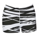 DUC Dive 2.5 Women's Compression Shorts (Black) - Women's Undergarments Tennis Apparel