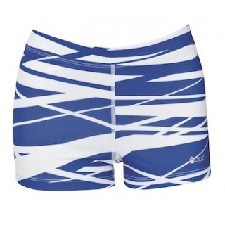 DUC Dive 2.5 Women's Compression Shorts (Royal)