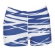 DUC Dive 2.5 Women's Compression Shorts (Royal) - Women's Undergarments Tennis Apparel