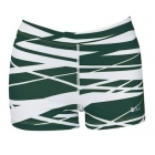 DUC Dive 2.5 Women's Compression Shorts (Pine) - DUC Women's Team Tennis Shorties
