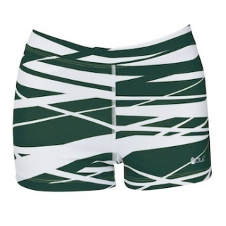 DUC Dive 2.5 Women's Compression Shorts (Pine)