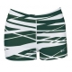DUC Dive 2.5 Women's Compression Shorts (Pine) - Gifts for Her
