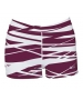 DUC Dive 2.5 Women's Compression Shorts (Maroon) - Duc Sale Items