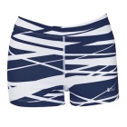 DUC Dive 2.5 Women's Compression Shorts (Navy) - DUC Team Tennis Apparel