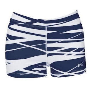 DUC Dive 2.5 Women's Compression Shorts (Navy)