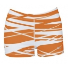 DUC Dive 2.5 Women's Compression Shorts (Orange) - DUC Women's Apparel Tennis Apparel